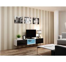 Pakabinamas TV staliukas Glass Vigo