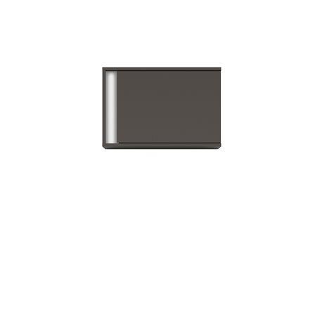 Pakabinama spintelė Graphic SFW1DP/C-SZW