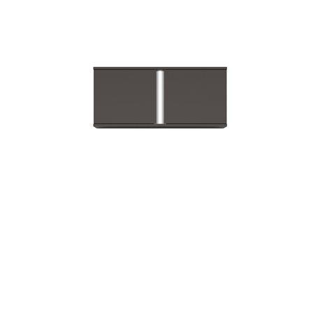 Pakabinama spintelė Graphic SFW2D/86/38/C-SZW