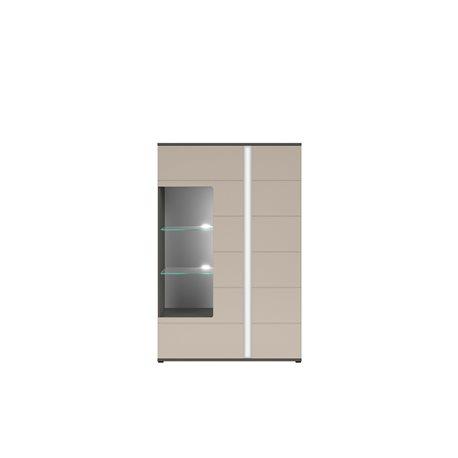 Vitrina Graphic REG1W1D/A-SZW/PP