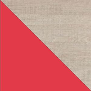 Ąžuolas santana + Raudona